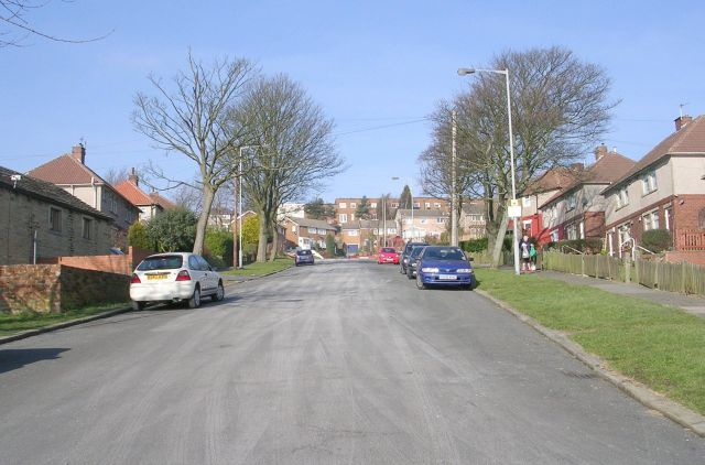 Green Mount Road - Thornton