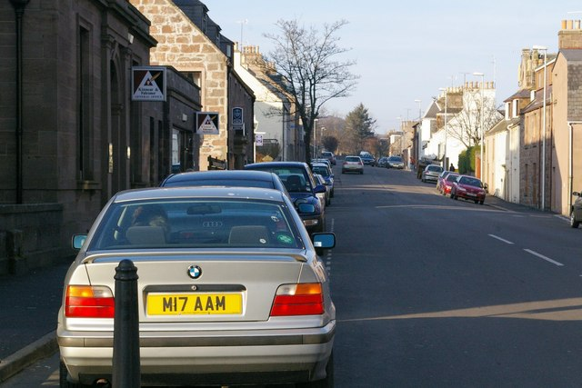 Ann Street, Stonehaven