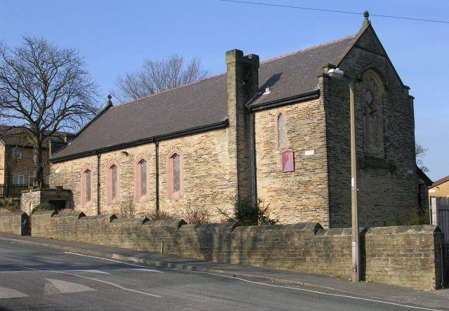 Sacred Heart Catholic Church - Old Lane, Thornton