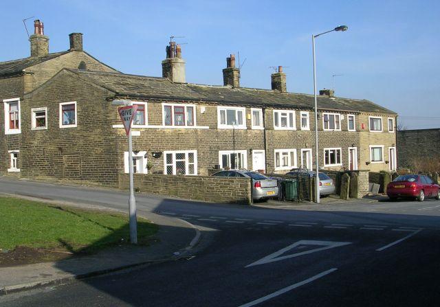 Old Lane - Thornton
