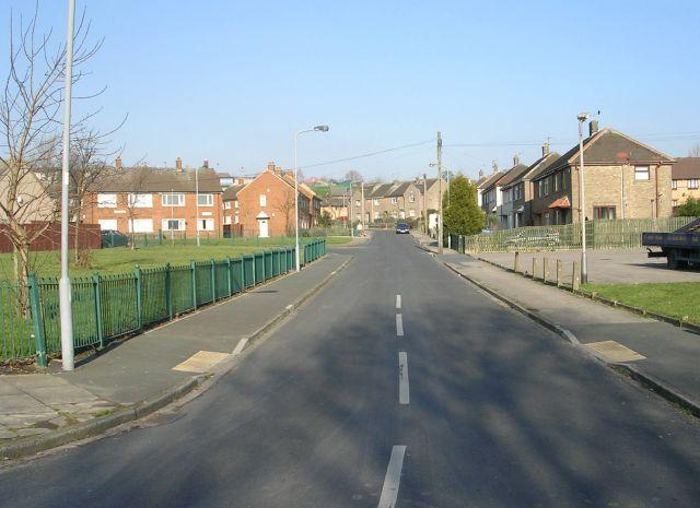 Wallingford Mount - Bell Dean Road