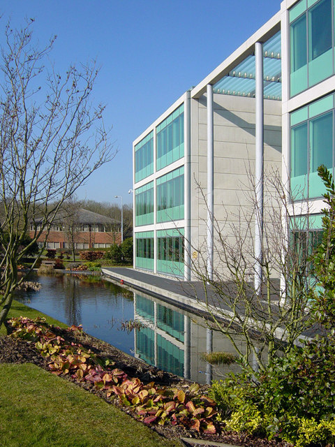 Office building in Chineham business park