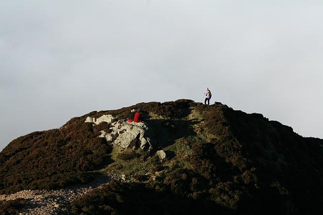 On White Crag