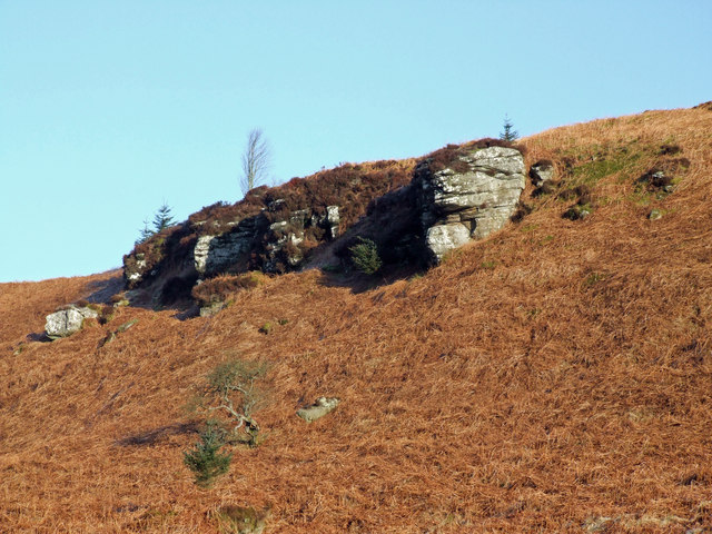 Black Crags