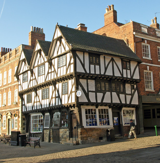Tourist Information Centre, Lincoln