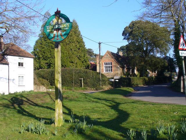 Small Green at Thursley