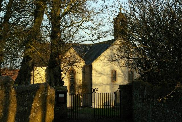 Kinneff Old Church