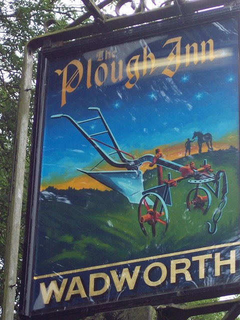 Sign for the Plough, Sparsholt