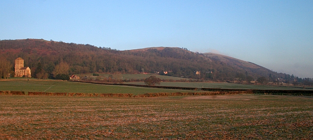 The Fields of Little Malvern