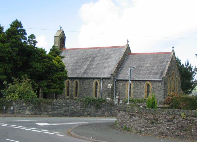 St Matthews Bryncrug