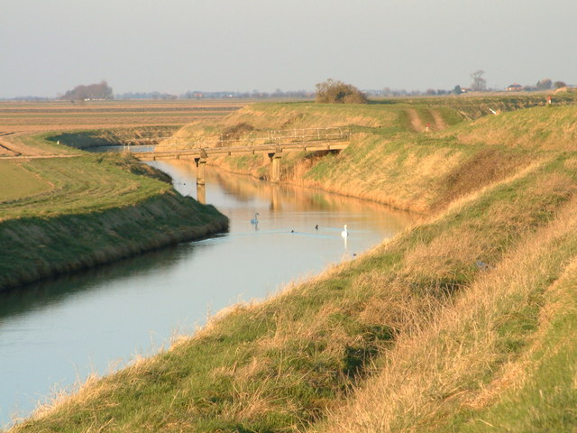Bridge Across the Drain