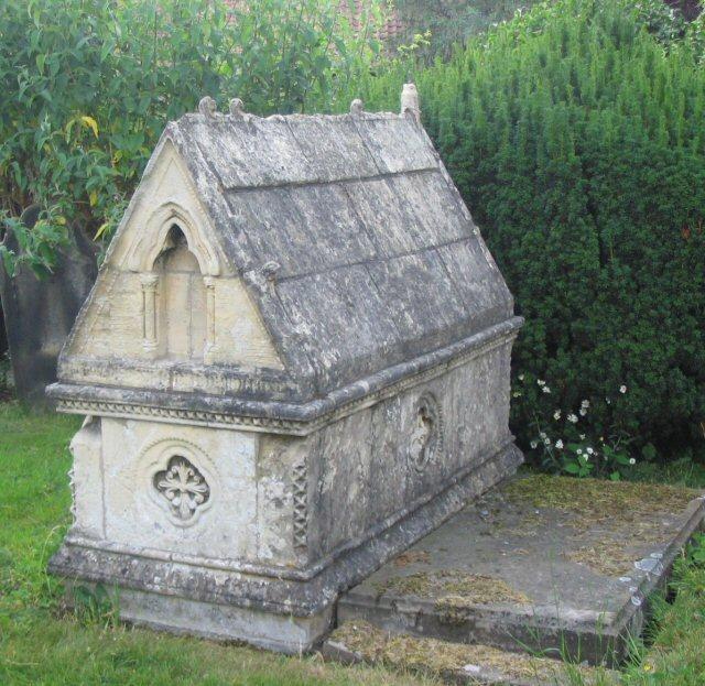 Grave Kirkbymoorside Church