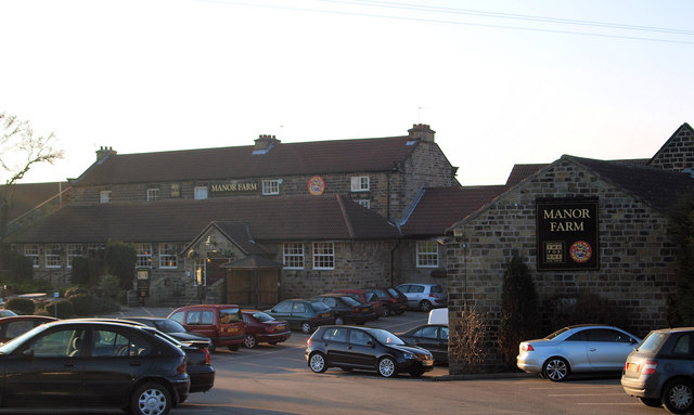 Manor Farm Public House