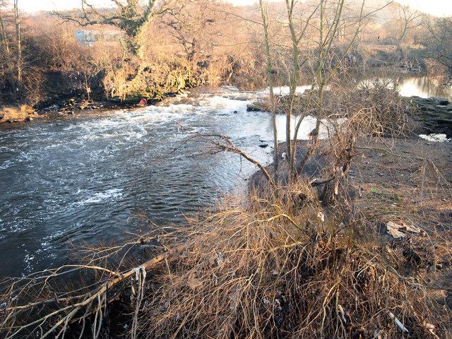 River Don at Kilnhurst