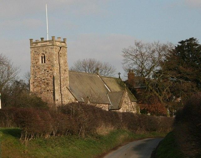 St Michael's Church, Catwick