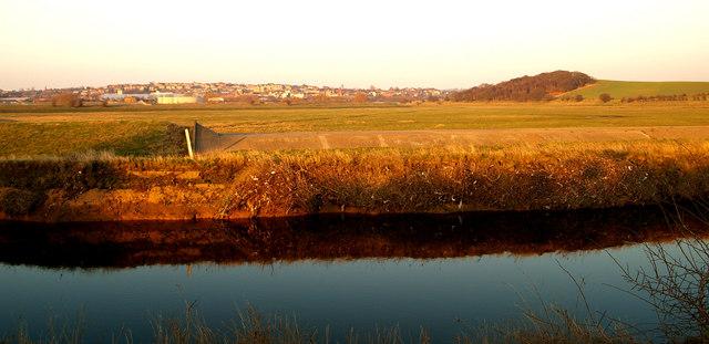 River Don flood plain