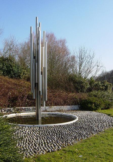 Sculpture, Hampshire International Business Park
