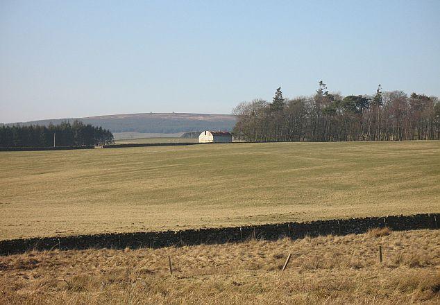 Outlying barn, Wedderlie