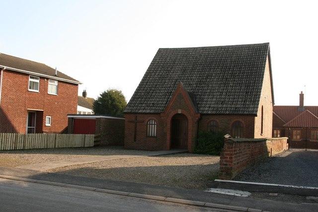 Methodist Chapel, Leven