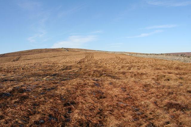 Weardale / Teesdale watershed
