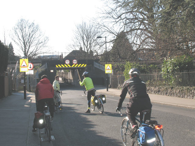 Low Bridge on Manor Farm Road