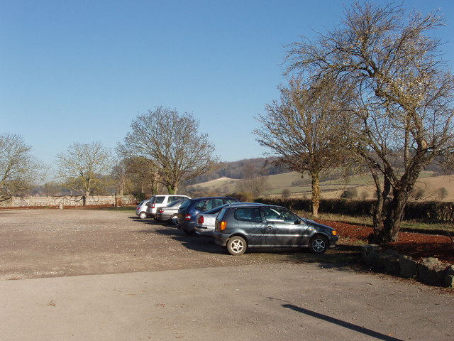 Mill End Car Park, Hambleden Valley