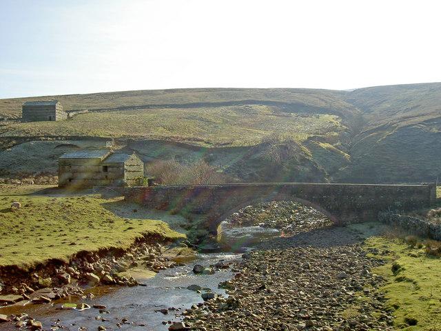 Bridge over the River Swale