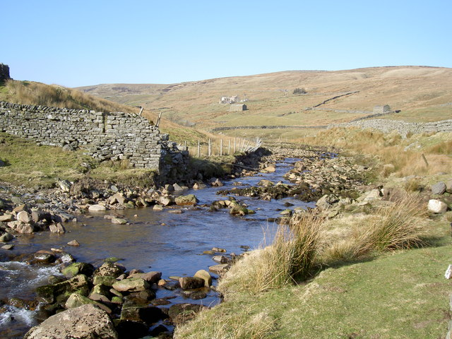 Ford across Birkdale Beck