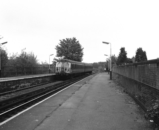 Whitefield station