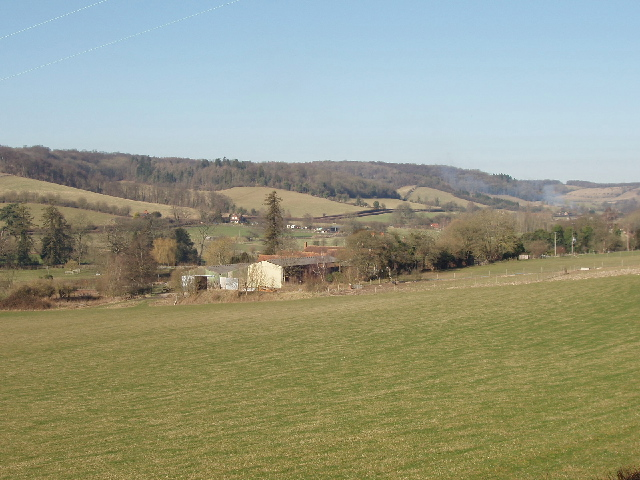 Colstrope Farm buildings