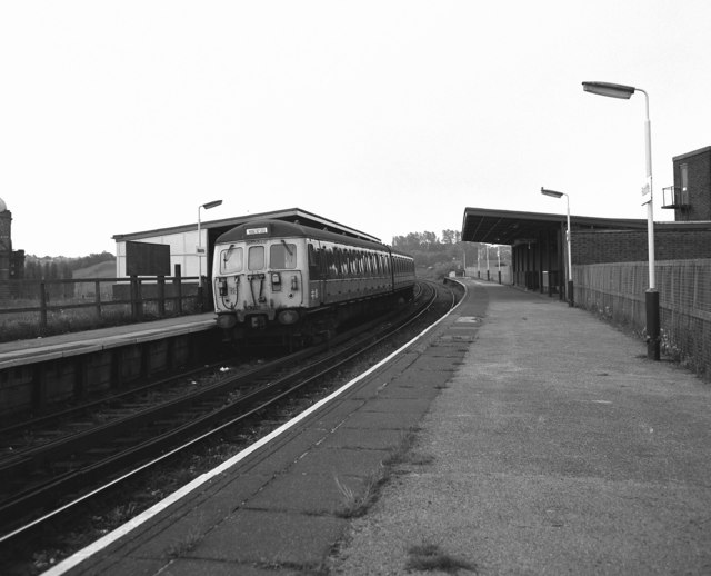 Radcliffe station