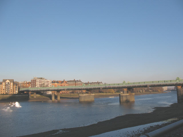 Fulham Bridge (District Line)