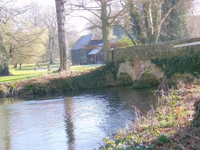 Little Durnford Bridge