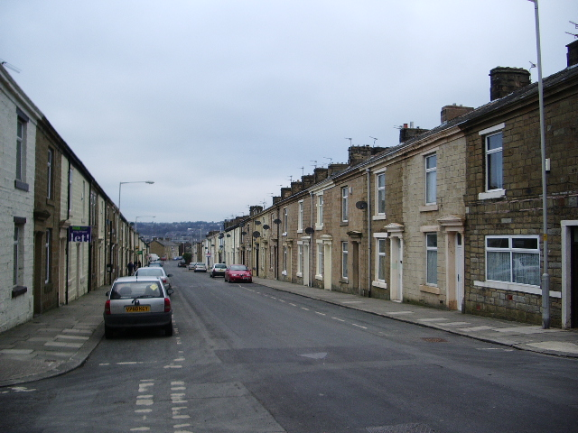 Barnes Street, Clayton-le-Moors