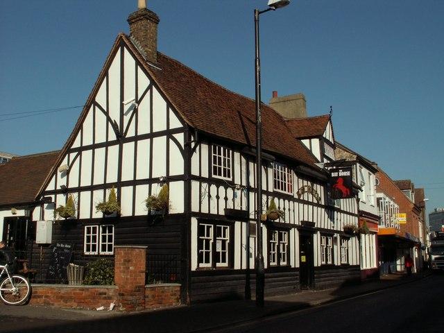 'The Bay Horse' inn