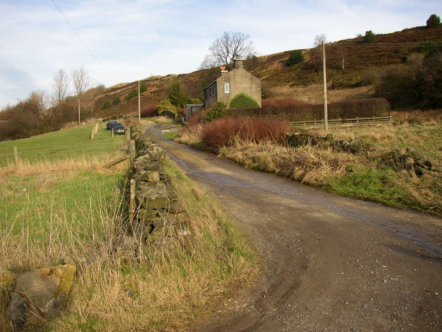 Dean House Lane, Stainland