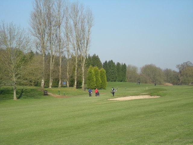 Bridgnorth Golf Course