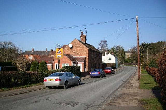 Stanhope Road