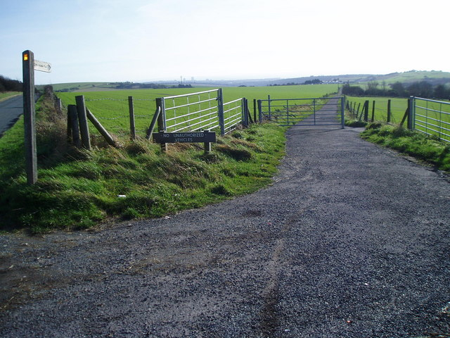 Dyke Access Trail