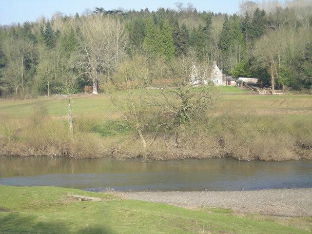 House near Apley Forge
