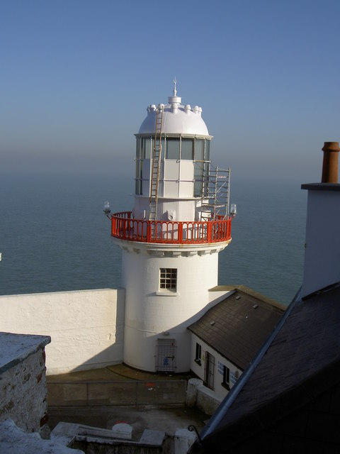 Current Lighthouse, Wicklow Head
