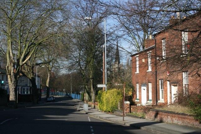 Birmingham Road, Six Ways