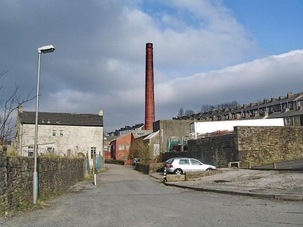 Mill Street, Haslingden