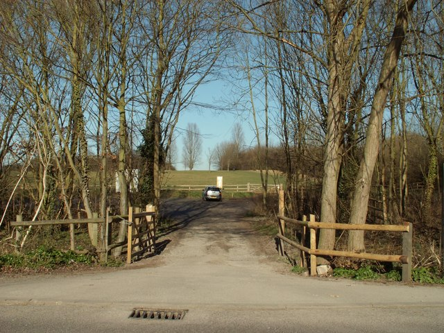 The entrance to Queen's Park Country Park