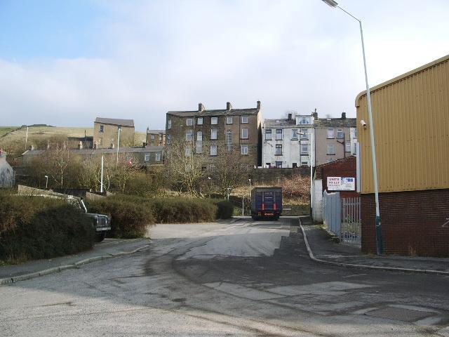 Vale Street, Haslingden