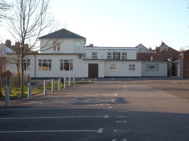 Community Centre, Sidley