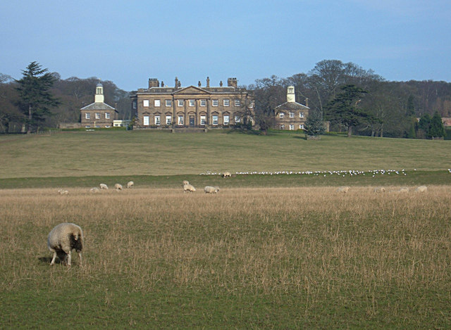 Denton Hall, Wharfedale