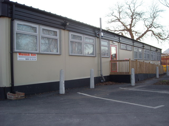 Temporary Medical Centre, Sidley