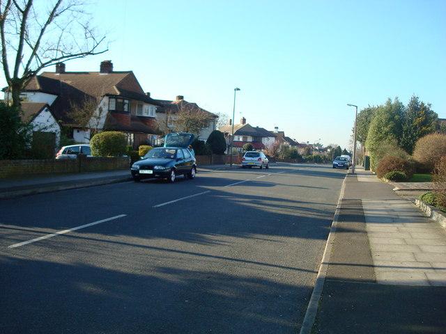 Willett Way, Orpington