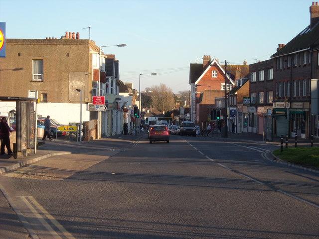 Ninfield Road, Sidley